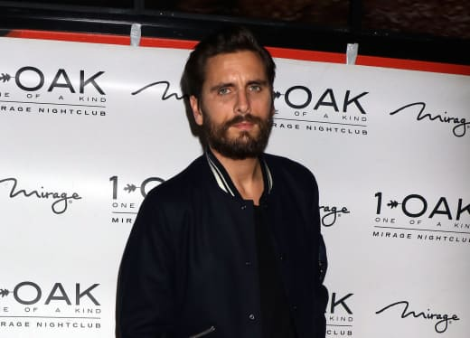 Scott Disick in Vegas Again