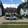 Neighbors call 911 over 12 year old mowing grass 01