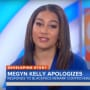 Morgan radford speaks on megyn kelly