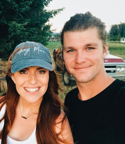 Audrey Roloff and Jeremy Roloff on Instagram