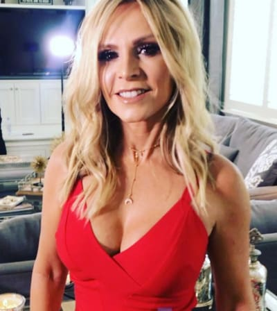 Tamra Judge Shows Off Her New Haircut