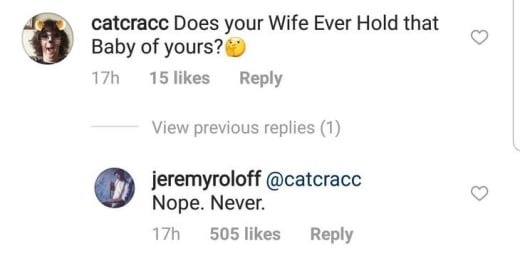 Jeremy Roloff tweets