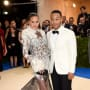 Chrissy teigen and john legend at 2017 met gala