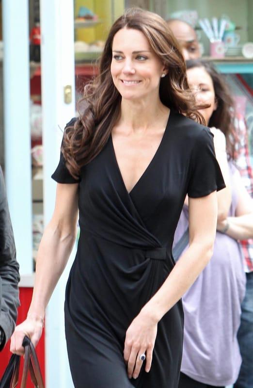 Kate middleton too thin