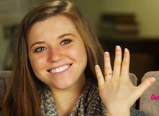 Joy-Anna Duggar Engagement Ring