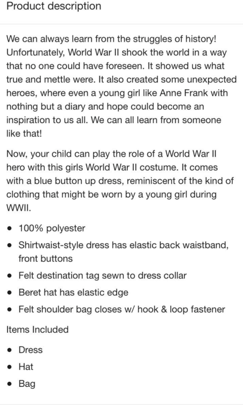 This is the actual product description