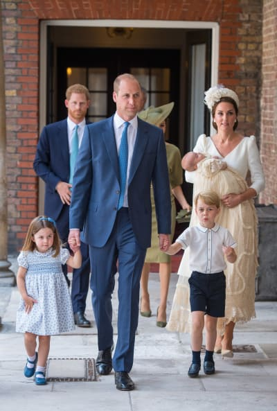 What a Royal Family!