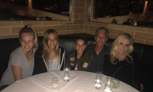 Shannon Beador, David, and Daughters