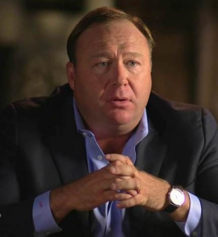 Alex Jones Photo