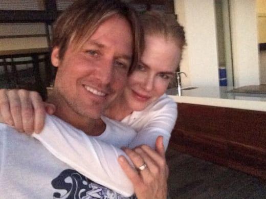 Keith Urban and Nicole Kidman's 11th Anniversary