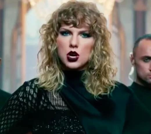Taylor Swift in a Video