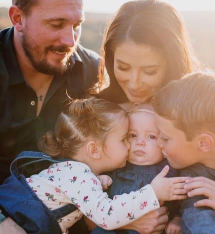 Bristol Palin, Family