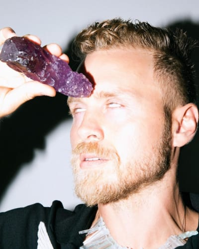 Spencer Pratt and Amethyst