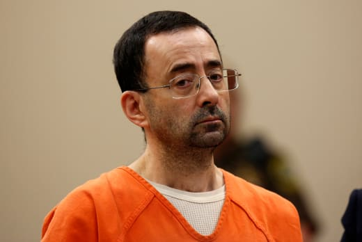 Dr. Larry Nassar Photo