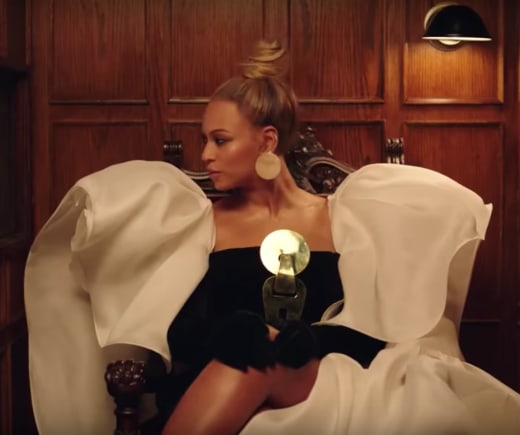 """Beyonce, """"Family Feud"""" Confessional"""