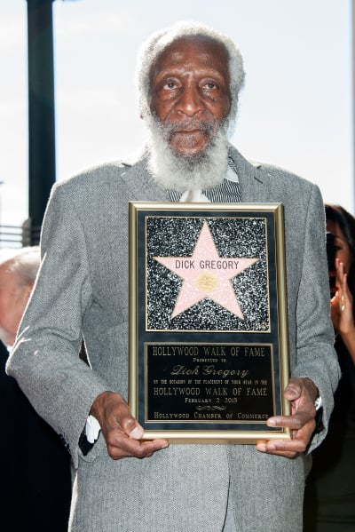 Dick Gregory Photo