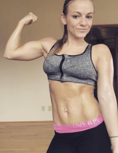 Mackenzie McKee is Strong