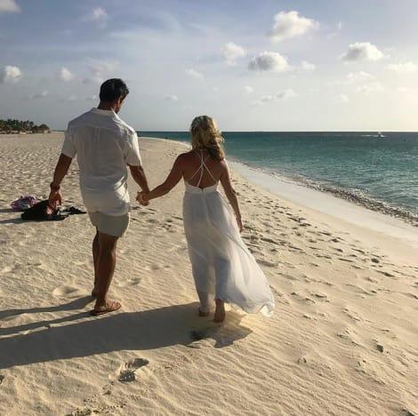 Tamra Judge and Eddie Judge Renew Vows