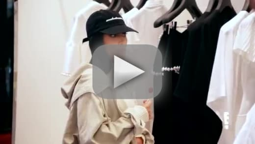 Kim kardashian nearly breaks down in first post robbery shopping