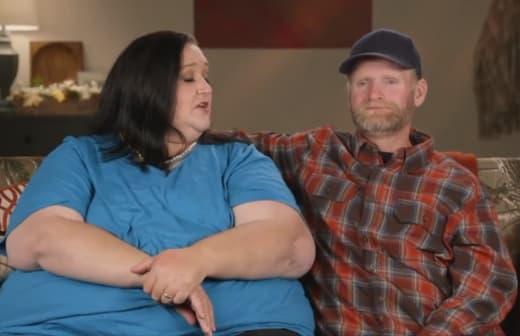 Sugar Bear and Jennifer Lamb