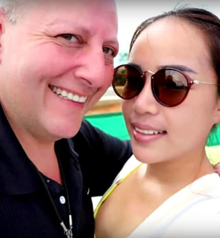 David and Annie of 90 Day Fiance