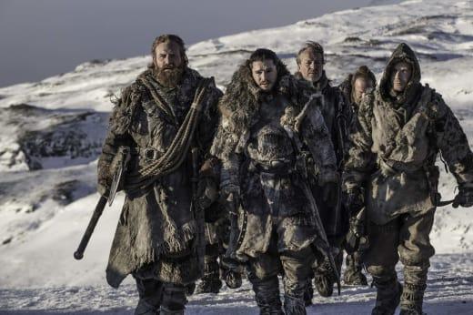 Jon Snow's Suicide Squad