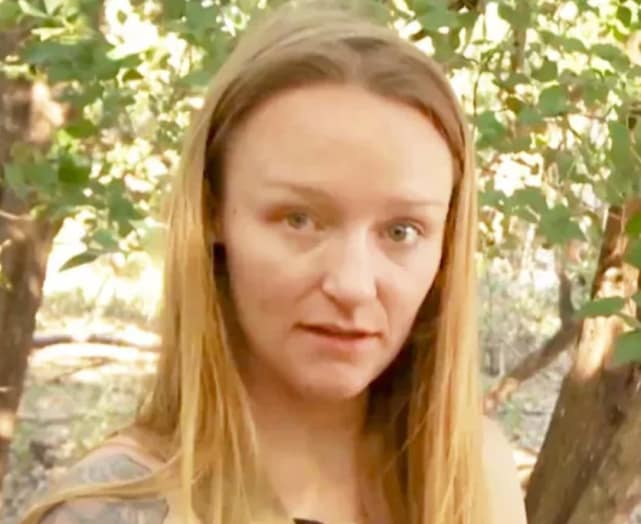 Maci bookout nude and scared