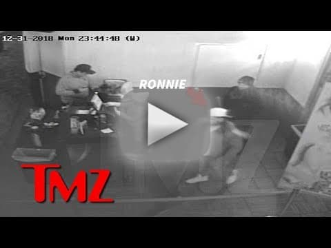 Ronnie gets assaulted see the possible evidence