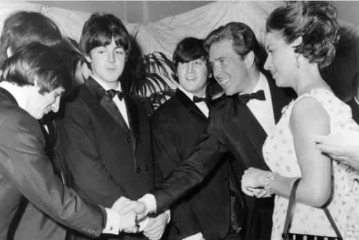 Lord Snowdon, Beatles