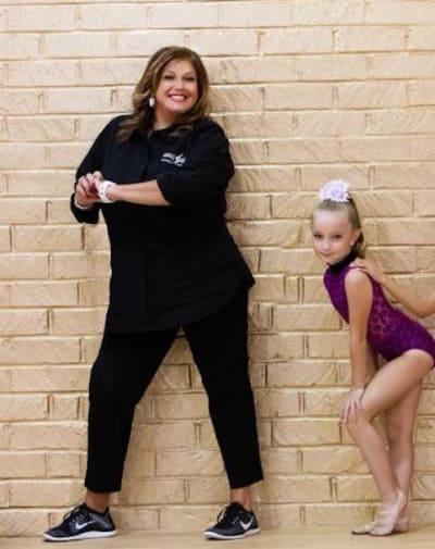 Abby Lee Miller for Dance Moms