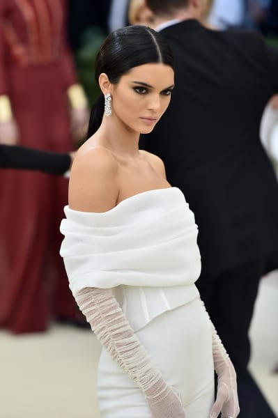Kendall Jenner at the 2018 MET Gala