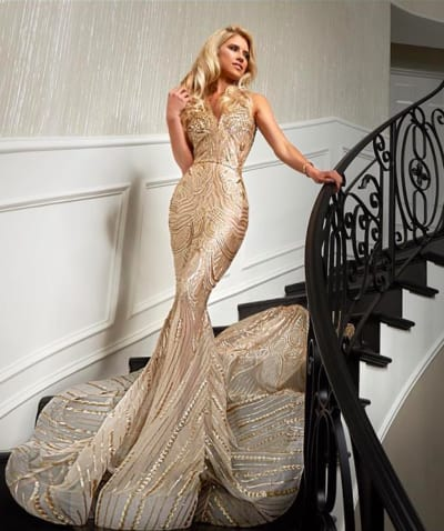 Christina El Moussa: So Glam!