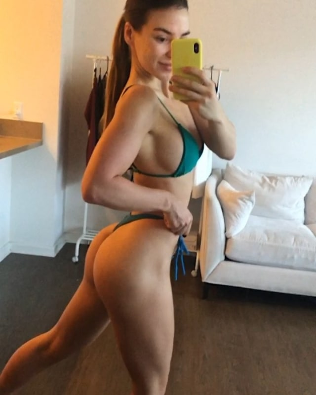 Anfisa nava gained 10 pounds