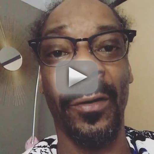 Snoop dogg talks rob kardashian slash blac chyna feud