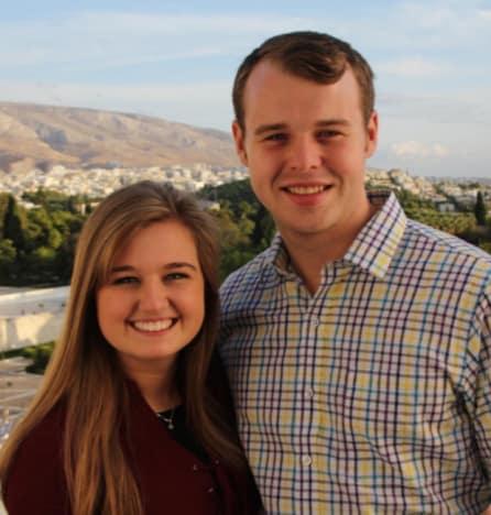 Joseph and Kendra Duggar