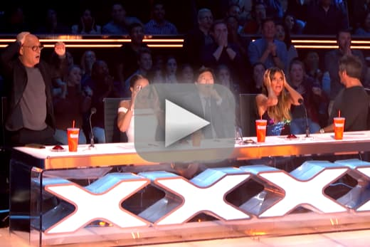 Americas got talent stunt goes horribly wrong trapeze artist nea
