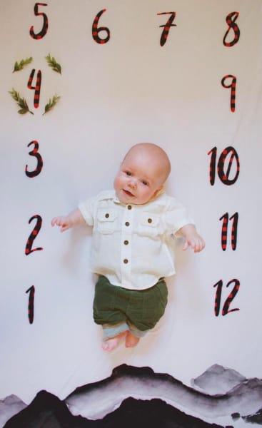 Jackson Roloff Turns 4... Months