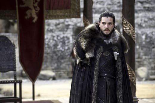 Jon Snow In King's Landing