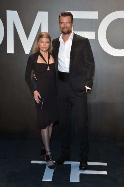 Josh Duhamel and Fergie Pic