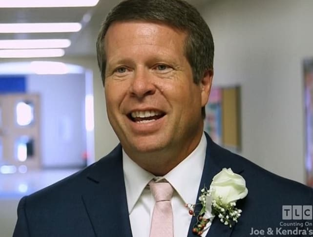 Jim bob duggar father of the groom