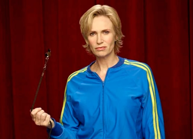 Jane lynch then