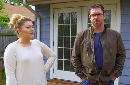 Amber Portwood, Matt Baier on Teen Mom: OG