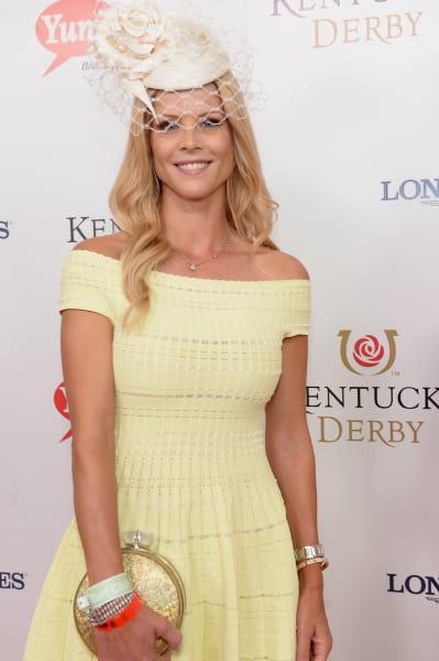 Elin Nordegren 2016 Kentucky Derby
