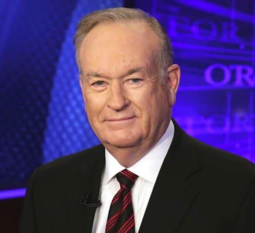 Bill O'Reilly Photograph