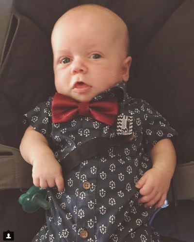 In a Bowtie!