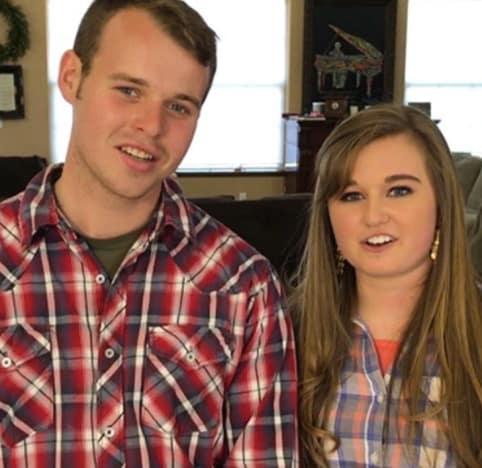 Kendra Caldwell and Joseph Duggar