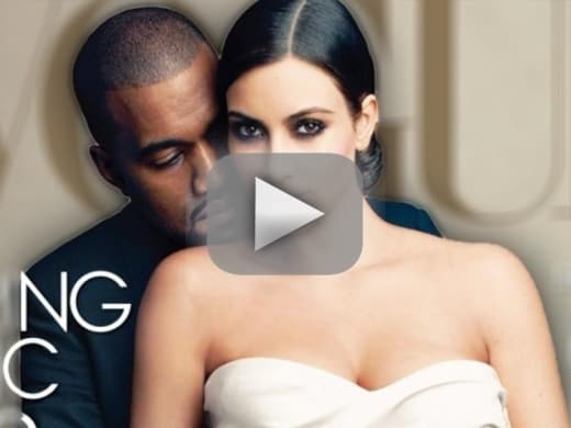 Kim Kardashian and Kanye Wests poor house in intimate