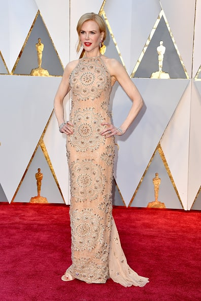 Nicole Kidman at 2017 Oscars