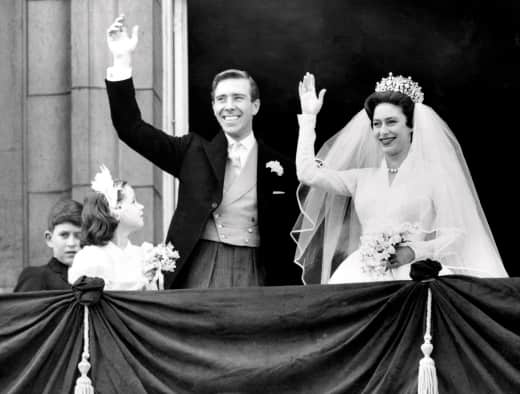 Princess Margaret, Lord Snowdon Wedding