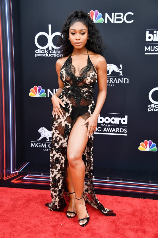 Normani at the bmas